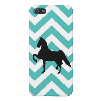 Saddlebred iPhone 5/5S Cases