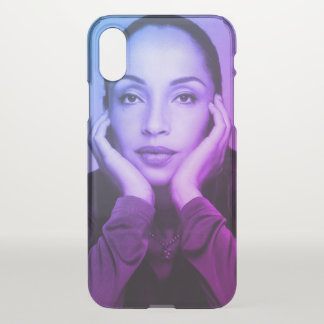 Sade Adu Miami iPhone X Case