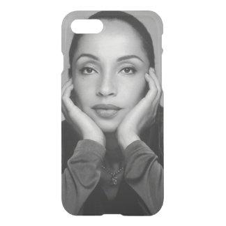 Sade Black & White iPhone Case