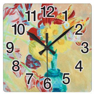 Sadee Square Wall Clock