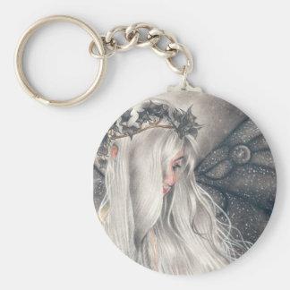 Sadeness gothic fairy Keychain