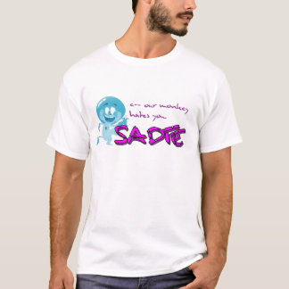 Sadie Monkey Logo Shirt