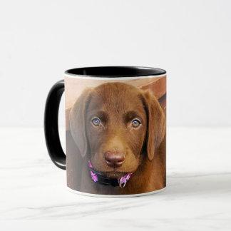 Sadie Puppy Mug