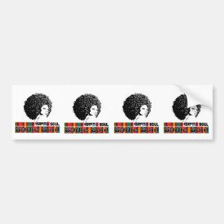 Sadie Soul sticker 4-pack Bumper Sticker