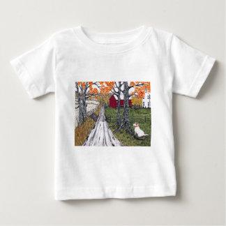 Sadie The Farm Dog Baby T-Shirt