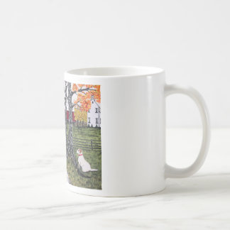 Sadie The Farm Dog Coffee Mug