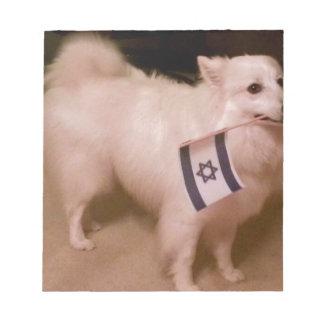 Sadie the Jewish Dog Notepad