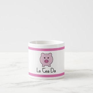 Sadie the Pink Pig | Tea Set Cup