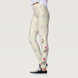 Sadie the Snail Leggings