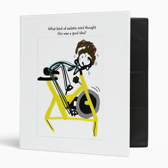 Sadistic Cycling binder