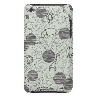safari animals 1 iPod touch cover