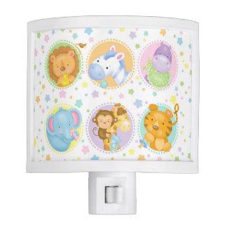 Safari Baby Night Light