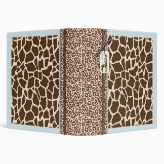 Safari Boy 1.5 Binder