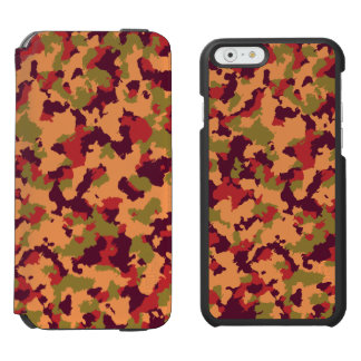 Safari Camouflage Incipio Watson™ iPhone 6 Wallet Case