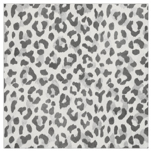 dfc1cad6b217 Safari chic black and white cheetah print fabric
