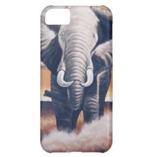 Safari Elephant Case For iPhone 5C