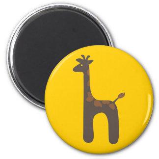Safari: Giraffe magnet