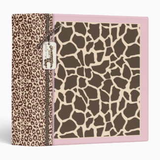 Safari Girl 1.5 Binder