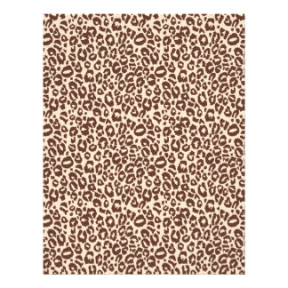 Safari Girl Dual-Sided Scrapbook Paper C