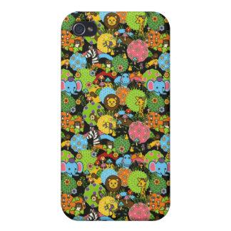 Safari iPhone 4/4S Cases