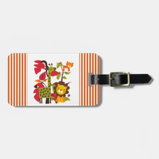 Safari Life Luggage Tag