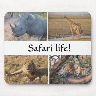 Safari Life Mouse Pad