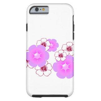 SAFARI POP - Flowers Phone Tough iPhone 6 Case