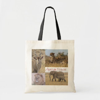 Safari Shopping Tote Bag