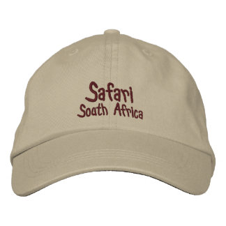 Safari South Africa Hat
