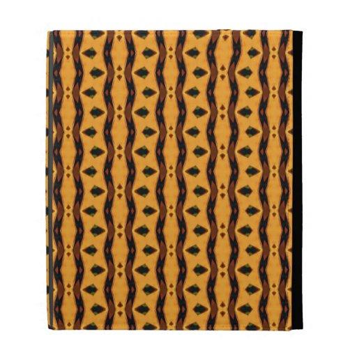 Safari Stripes iPad Case