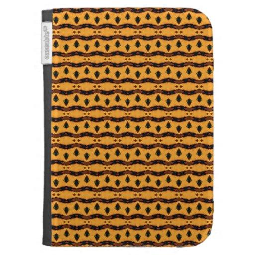 Safari Stripes Kindle Case