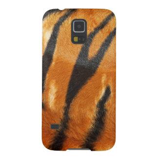 Safari Tiger Stripes Print Samsung Galaxy Nexus Cases