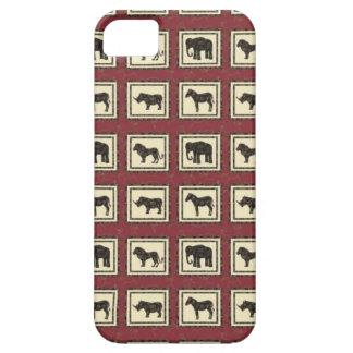 Safari Tiles iPhone 5 Covers
