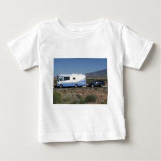 Safari Trek 1999 Blue Classic RV Motorhome Baby T-Shirt