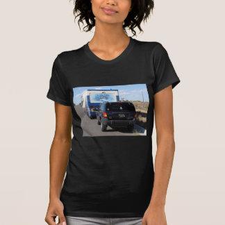 Safari Trek 1999 Blue Classic RV Motorhome Jeep T-shirt