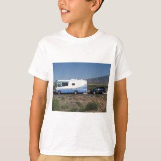Safari Trek 1999 Blue Classic RV Motorhome T-Shirt