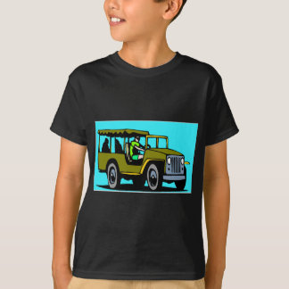 Safari truck T-Shirt