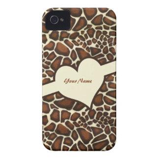 Safari VIP V2 iPhone 4 Case-Mate Case