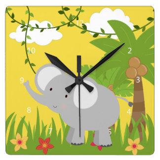 Safari Wall Clocks