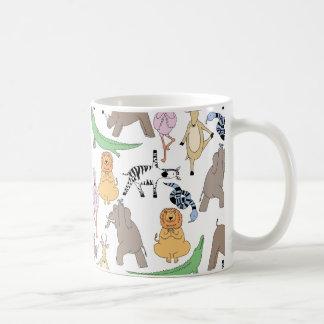 Safari Yoga Mug
