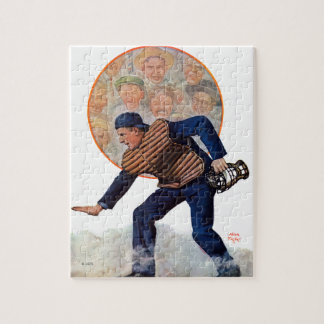 Safe at the Plate Puzzle