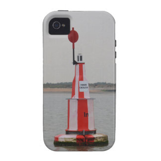 Safe Channel Bouy River Crouch iPhone 4 Covers
