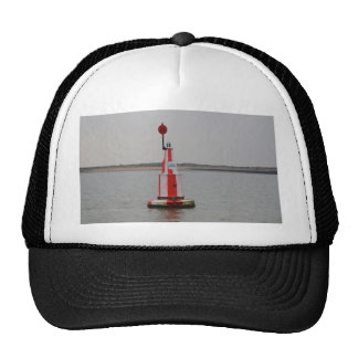 Safe Channel Bouy River Crouch Trucker Hat
