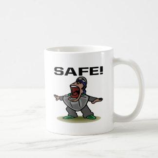 Safe Coffee Mug