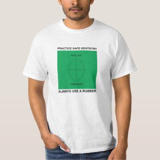 """""""Safe Dentistry"""" T-shirt"""