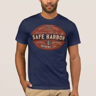 Safe Harbor Round Medalion 2 T-Shirt
