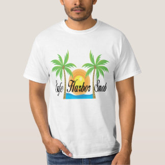 Safe Harbor Snob different designs T-Shirt