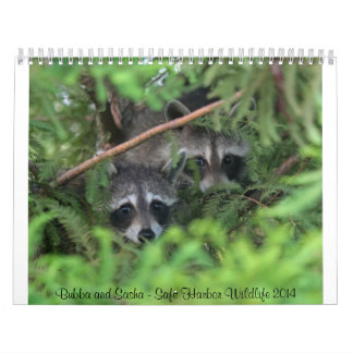 Safe Harbor Wildlife Calendar