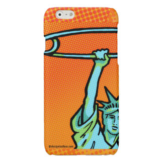 SAFE Liberty Pop1Orange: iPhone 6 (Matte or Gloss)