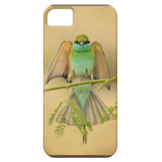 Safe Place iPhone 5 Cover